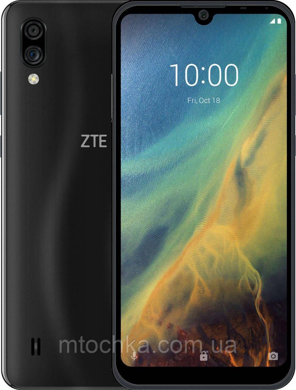 Смартфон ZTE Blade A5 2020 2/32 Black (офіційна гарантія)
