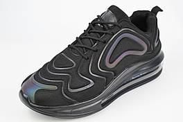 Кросівки чоловічі Classica 211391 45 Чорні текстиль