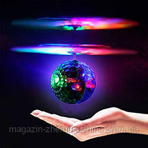 Sale! Игрушка летающая Sensor ball- Новинка, фото 3