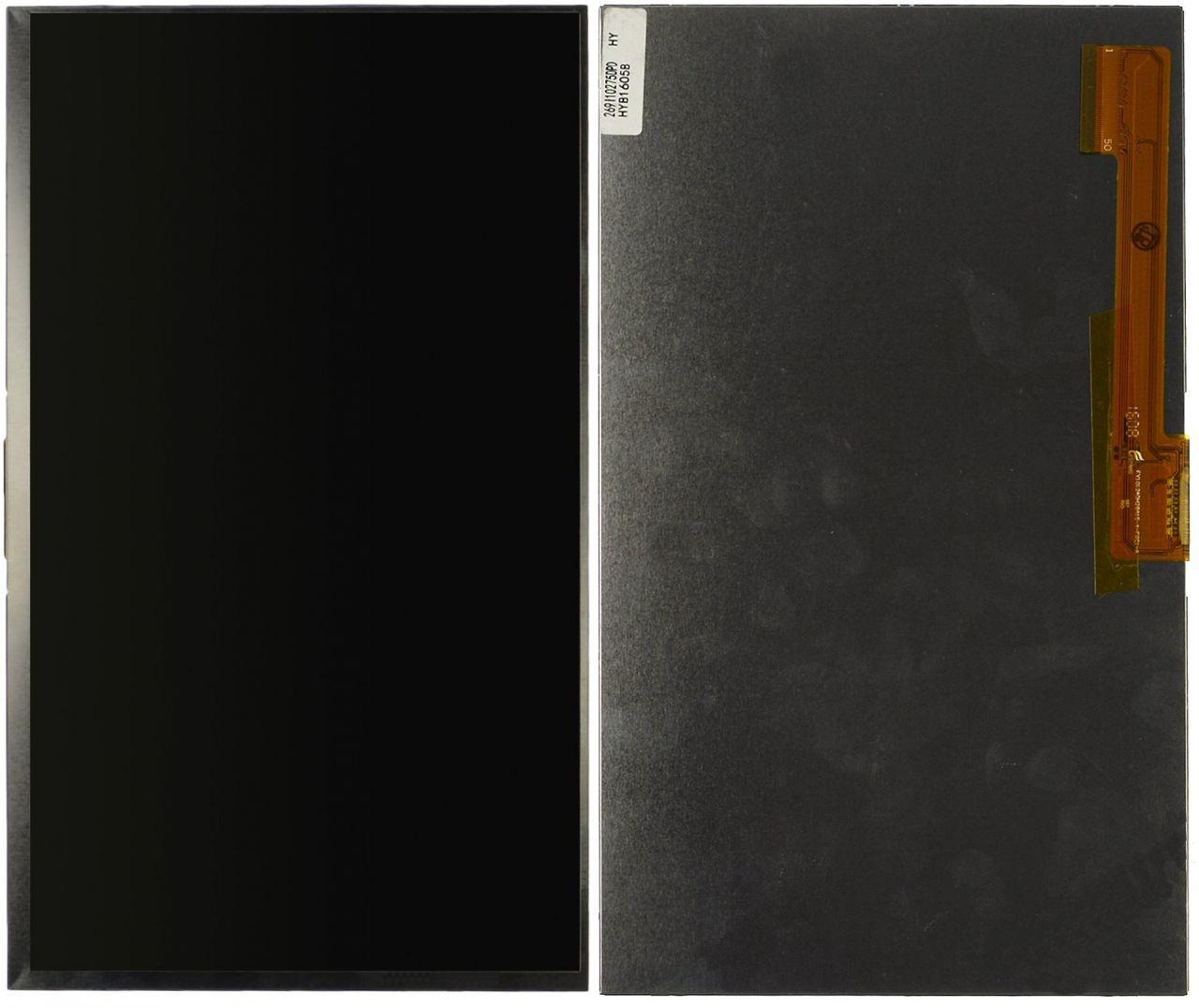 Дисплей для планшета Jeka JK-101, Bravis NB102 (233x136, 50pin, #FPC10155L, XYX-101H23) (copy)