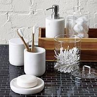 Аксессуары для ванной комнаты, Дозаторы для жидкого мыла