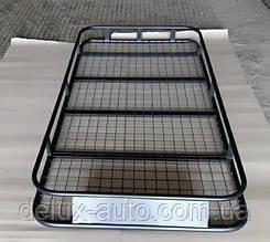Багажник на крышу Экспедиционный багажник с сеткой на Jeep Reneade