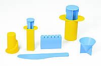 Набор мини формочек «Строим замок» от Waba Fun