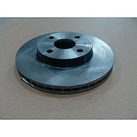 Диск гальмівний передній BYDF3 BYDF3-3501102
