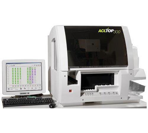Автоматичний коагулометр ACL TOP 350 CTS