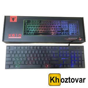 Дротова клавіатура з підсвічуванням Jedel K510
