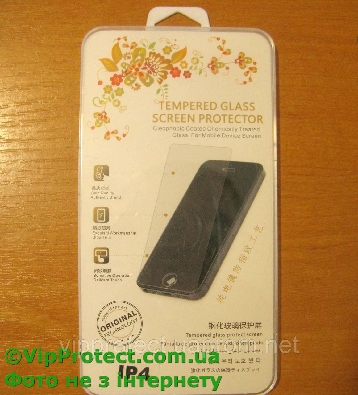 IPhone_4G защитное стекло-пленка 0,3мм