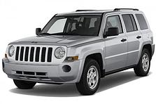 Защита двигателя на Jeep Patriot (2011-2017)
