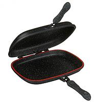 Сковорода двухсторонняя для гриля и жарки A-PLUS 1502 32 см, фото 1