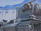Ігрова поверхня килимок для мишки RAIL танки wot КВ2 BDRG1B, фото 3