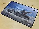 Ігрова поверхня килимок для мишки RAIL танки wot КВ2 BDRG1B, фото 2