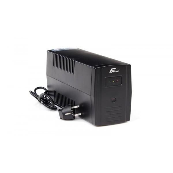 ИБП Frime Standart 650VA FST650VAP, Lin.int., AVR, 2 х евро, пластик