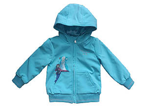 Куртка Soft Shell Софтшелл на девочку 2-3 года C&A Германия Размер 98