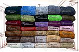 Чохли Турецькі на диван Дивандеки на диван Колір Бордовий Розмір універсальний, фото 3