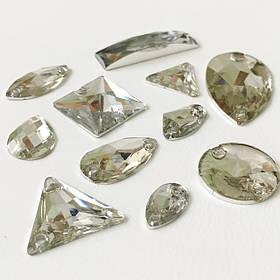Прозрачные стразы (Crystal)