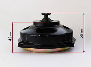 Колокол тарелка сцепления квадроцикла на 6z 25H минимото MINIMOTO MiniATV 49сс, фото 2