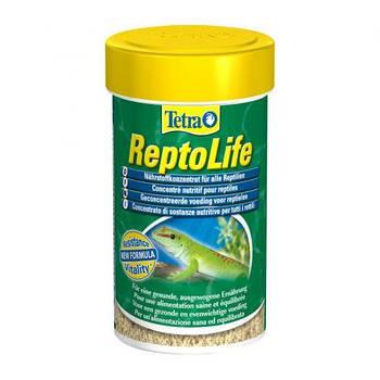 Питательный концентрат Tetra «ReptoLife» для всех видов рептилий, 100 мл