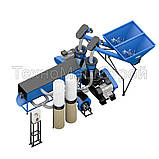 Оборудование для производства пеллет и комбикорма МЛГ-1000 DUO (производительность 1400 кг\час), фото 2