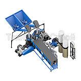 Оборудование для производства пеллет и комбикорма МЛГ-1000 DUO (производительность 1400 кг\час), фото 3