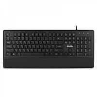Клавиатура Sven KB-E5500 Black USB