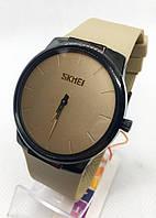 Часы женские наручные Skmei 1601s (Скмеи), цвет коричневый ( код: IBW606K ), фото 1