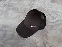 Черная кепка Nike, фото 1
