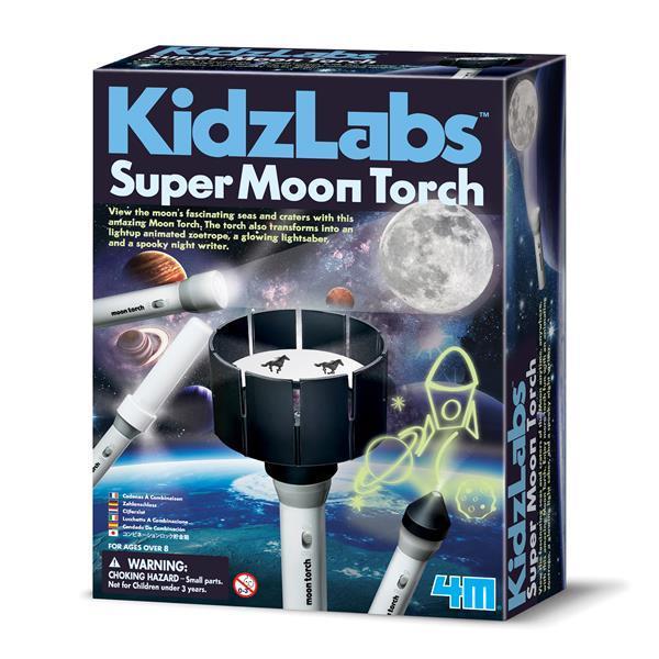 Научный набор 4M Лунный проектор (00-03384)