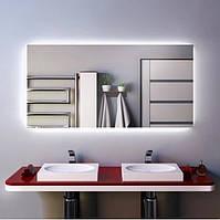 Зеркало настенное с LED подсветкой 1200 х 600 мм