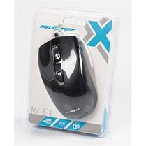 Мышь Maxxter Mc-331 Black USB, фото 3