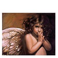 Рисование по номерам Ангелочек