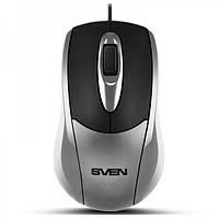 Мышь Sven RX-110 Silver USB