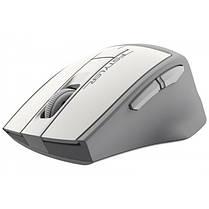 Мышь беспроводная A4Tech FG30 Grey/White USB, фото 2