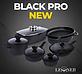 Сковорода з антипригрным покриттям 28 см Lessner Black Pro New 88374-28, фото 6