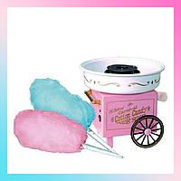 Аппарат для приготовления сахарной ваты Carnival Candy Maker W-83 машина для сладкой ваты детская на праздник