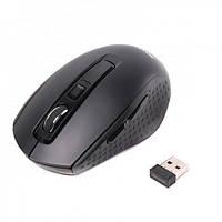 Мышь беспроводная Maxxter Mr-335 Black USB
