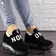 Женские сникеры Fashion Radburn 1386 41 размер 25 см Черный