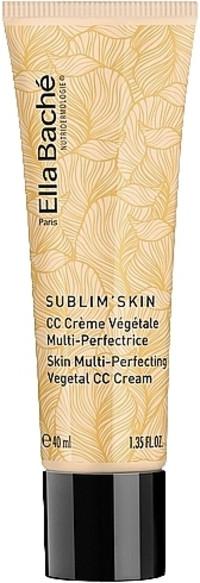 Ella Bache Sublim'Skin Multi-Perfecting Vegetal CC Cream СС-крем Досконалість 40 мл