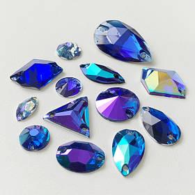 Синяя гамма (Sapphire, Sapphire AB, Cobalt)