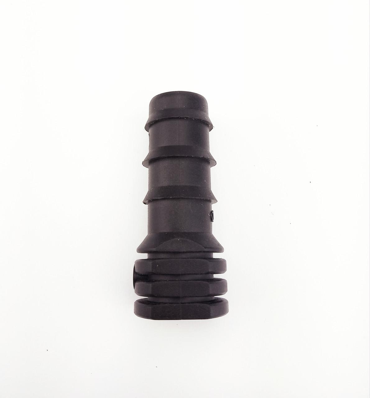Торцева Заглушка для трубки d 20 мм