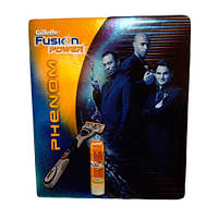 Gillette Fusion Power Phenom (станок для бритья + гель для бритья 200 мл) НАБОР