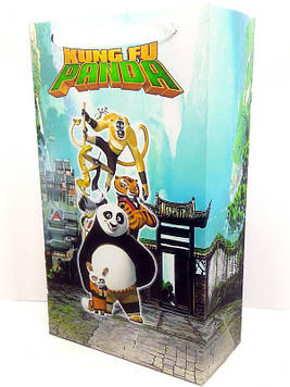 """""""Кунг-фу Панда"""" - Пакет 32/18/9 см."""