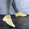 Жіночі туфлі Fashion Lippy 1772 36 розмір 23 см Жовтий, фото 4