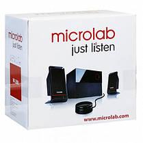 Акустическая система Microlab M-200 Black, фото 3