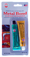 """Клей """"Metal Bond"""" тюбик двохкомпонентний 2*26 мл"""
