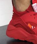 Чоловічі кросівки Baas (червоні) модні спортивні демісезонні кроси 10208, фото 6