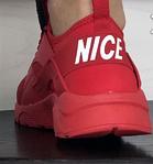 Чоловічі кросівки Baas (червоні) модні спортивні демісезонні кроси 10208, фото 3