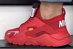 Чоловічі кросівки Baas (червоні) модні спортивні демісезонні кроси 10208, фото 9