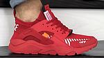 Чоловічі кросівки Baas (червоні) модні спортивні демісезонні кроси 10208, фото 10