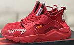 Чоловічі кросівки Baas (червоні) модні спортивні демісезонні кроси 10208, фото 8
