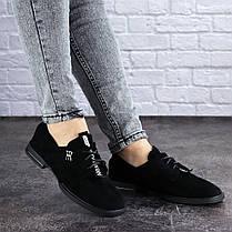 Жіночі туфлі Fashion Trent 2023 37 розмір 23,5 см Чорний, фото 3